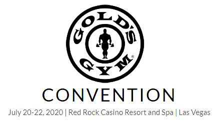 Gold's Gym 2018 Convention